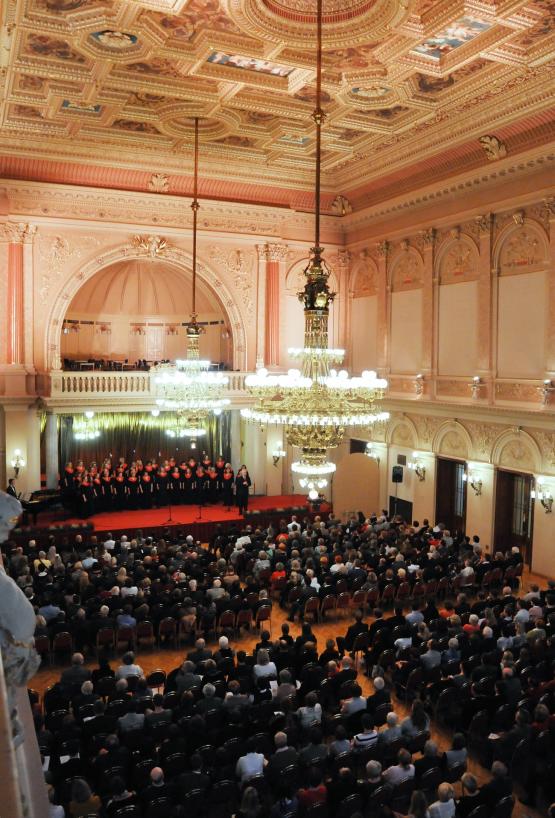 Slavnostní koncert ke 40. výročí FKPS - 25.10. 2015