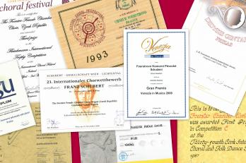 Mezinárodní sborové soutěže