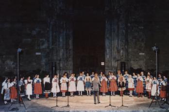 1989, Arezzo (Itálie)