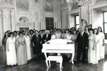 1990, Praha