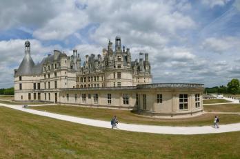 výlet na zámek Chambord