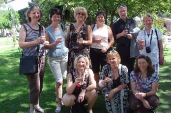 slavnosti vína v Tours