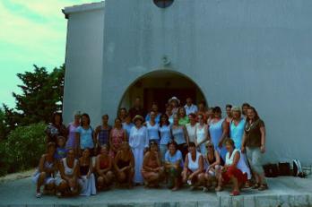 u kostela sv. Jure