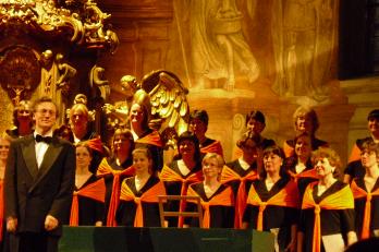 Jarní koncert v kostele sv. Šimona a Judy