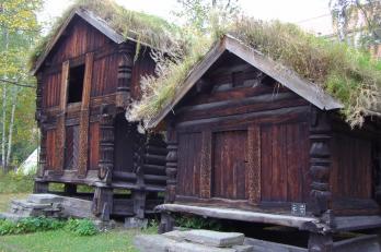 Oslo - Norsk Folkemusem
