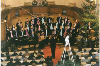 kostel U Salvátora - 15. 12. 2001