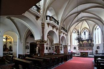 Koncert v kostele sv. Vojtěcha
